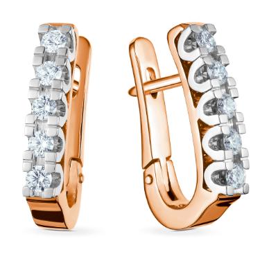 Золотые изделия с бриллиантами. Скидки!