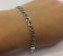 Массивный серебряный браслет Бисмарк 1