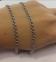 Массивный серебряный браслет Бисмарк 0