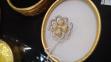 Золотое кольцо из лимонного золота  АМЕЛИЯ 0