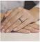 Кольцо белое золото Ирина 0