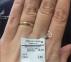 Золотое обручальное кольцо Классика ширина 3 мм 0