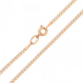Золотая цепочка Лав 45см
