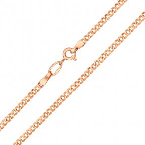 Золотая цепочка Панцирная 50см