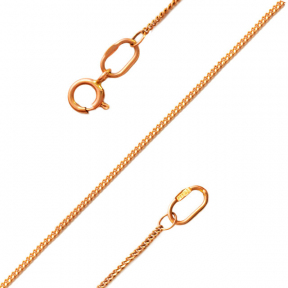 Золотая цепочка Панцирная