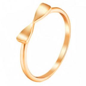 Золотое кольцо Кокетливый Бантик