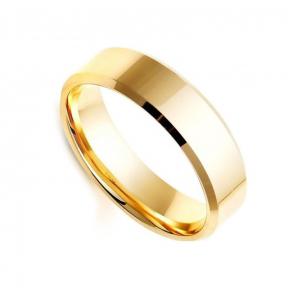 Обручальные кольца Европейская модель с алмазной гранью
