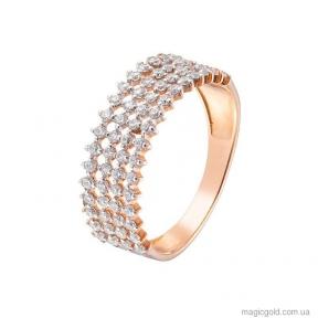 Золотое кольцо Аделина