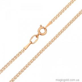 Золотая цепочка Лав 40см