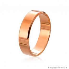 Обручальные кольца Европейка с алмазными гранями