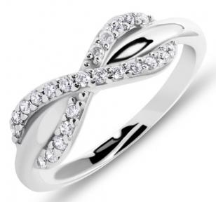 Серебряное кольцо Минимализм