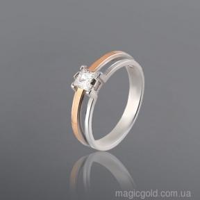 Серебряное кольцо Классика