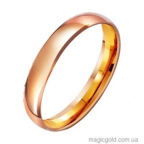 Обручальные кольца Классика золото