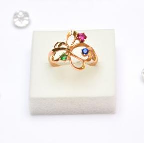 Золотое кольцо Сияние самоцветов